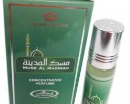 Al Rehab Musk Al Madinah Atar 6ml