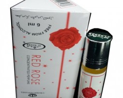 Al Rehab Red Rose 6ml