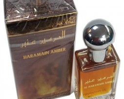 Haramain Amber Perfume 15ml